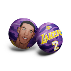 Lonzo Ball Pillow Head