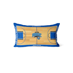 Orlando Magic Lumbar Pillow
