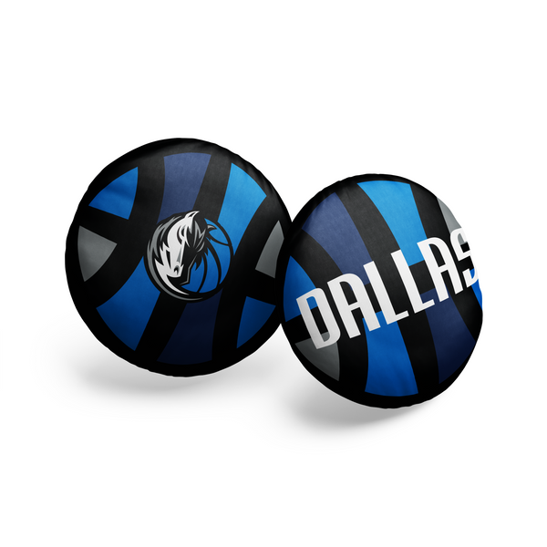 Dallas Mavericks Pillow Ball