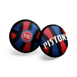 Detroit Pistons Pillow Ball