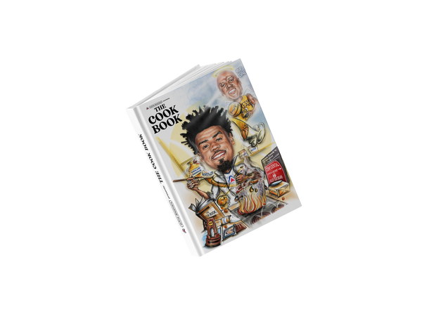 The Cook Book Pre-Sale