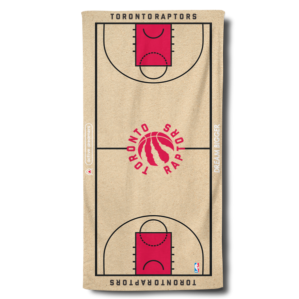 Raptors Beach Towel