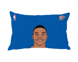 Russell Westbrook Pillow Case Face