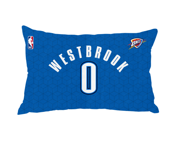 Russell Westbrook Pillow Case Number