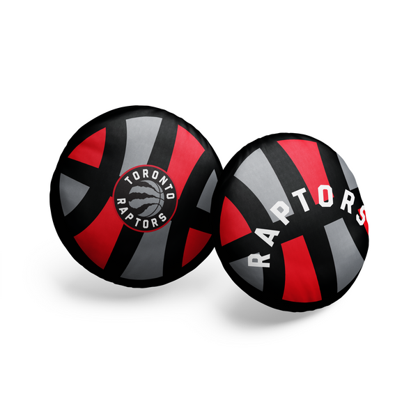 Toronto Raptors Pillow Ball