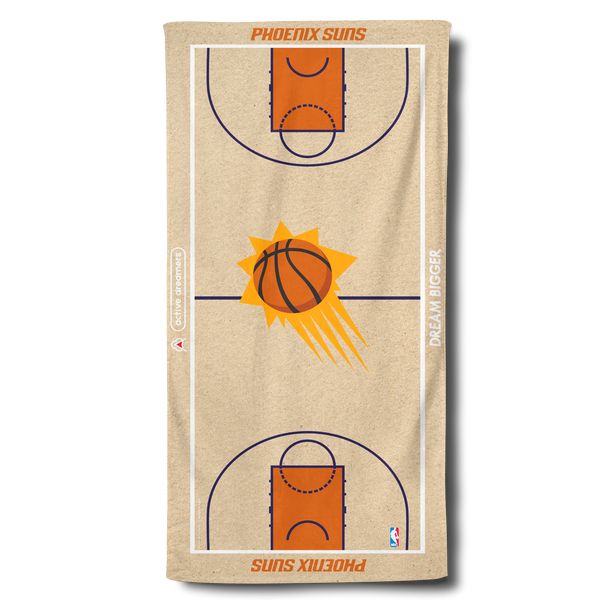 Suns Beach Towel