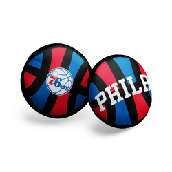 Philadelphia 76ers Pillow Ball