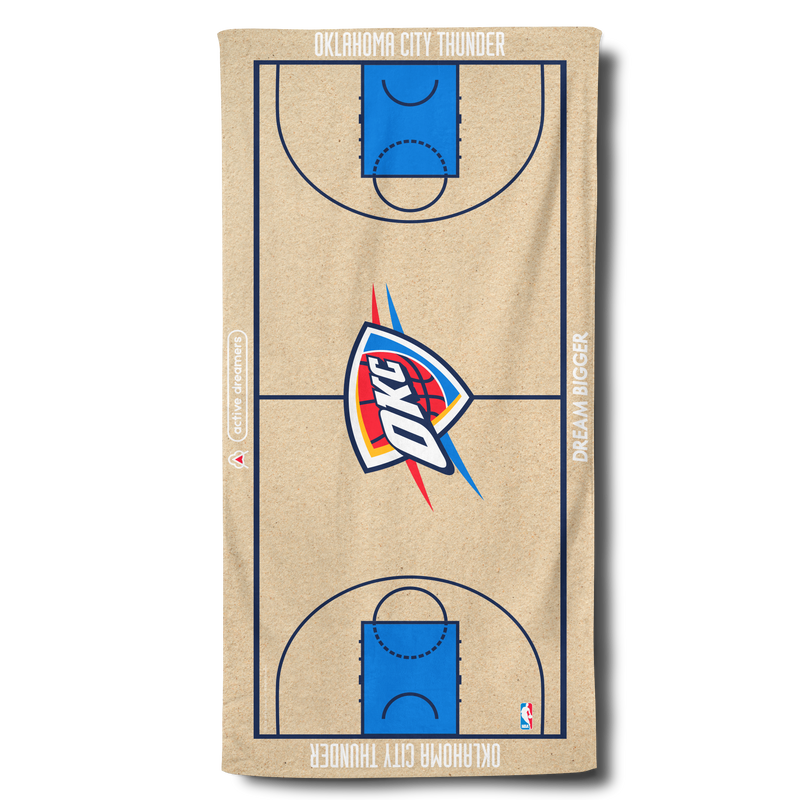 Thunder Beach Towel