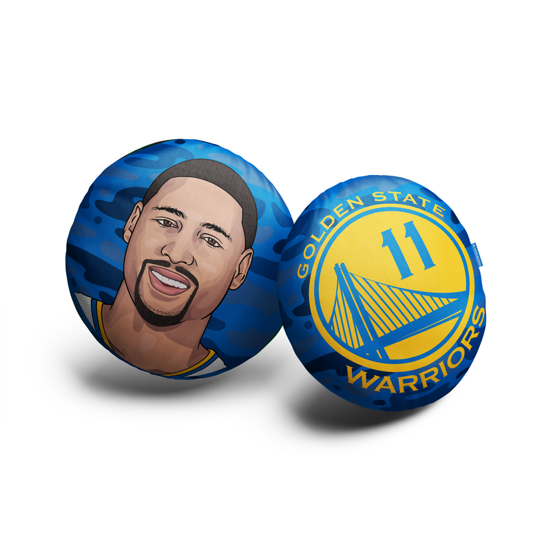 Klay Thompson Pillow Head