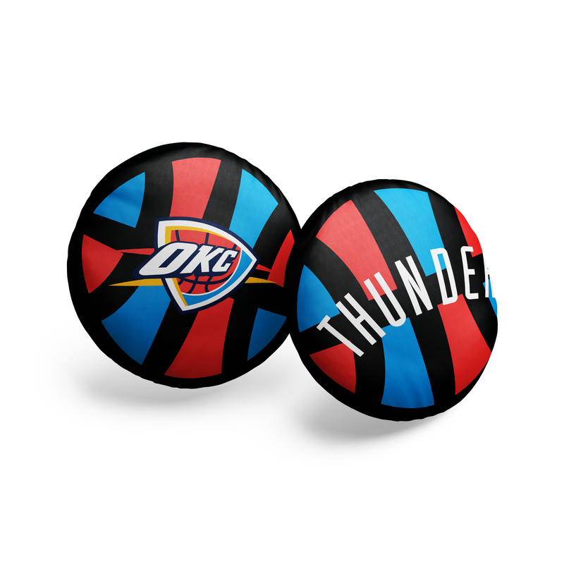 Oklahoma City Thunder Pillow Ball