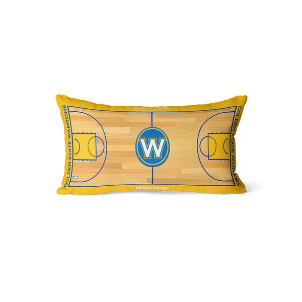 Golden State Warriors Lumbar Pillow