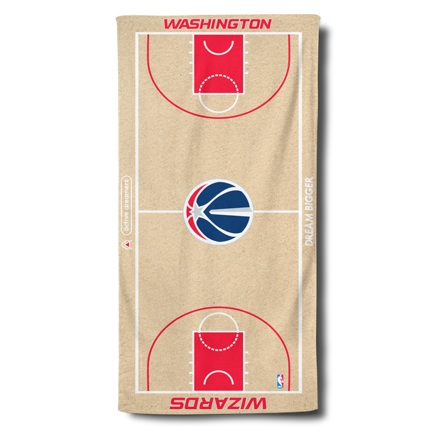 Wizards Beach Towel