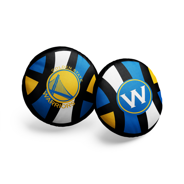 Golden State Warriors Pillow Ball