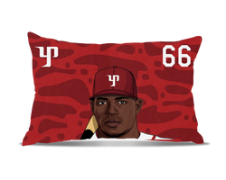 Yasiel Puig Pillow Case (face)