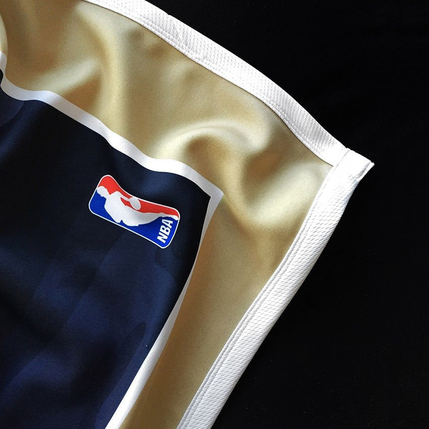 Anthony Davis Dream Court Series Blanket
