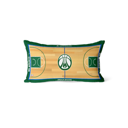 Milwaukee Bucks Lumbar Pillow