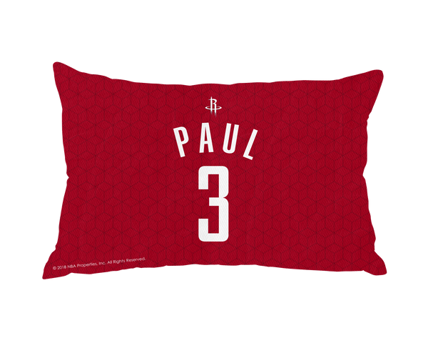 Chris Paul Pillow Case Number