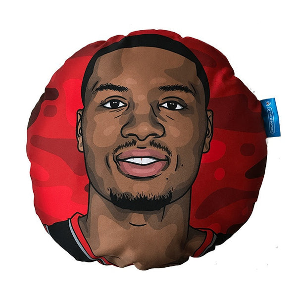 Damian Lillard Pillow Head