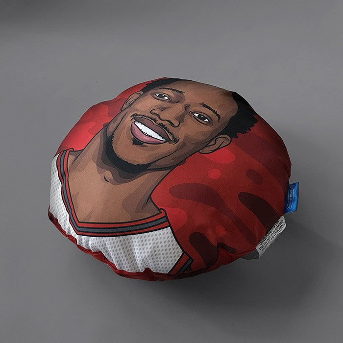 Demar Derozan Pillow Head