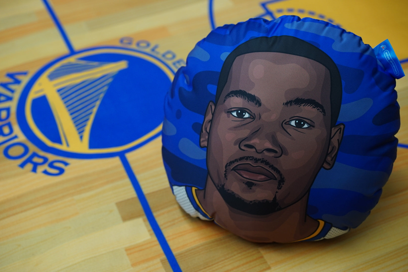Kevin Durant Pillow Head