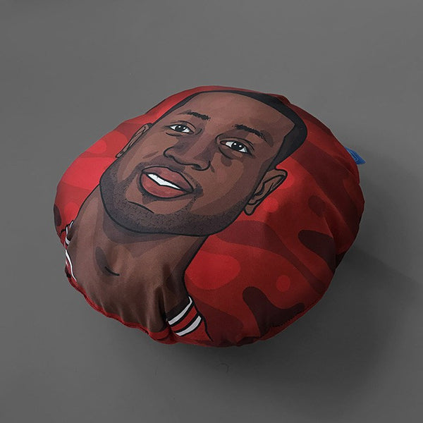 Dwyane Wade Pillow Head