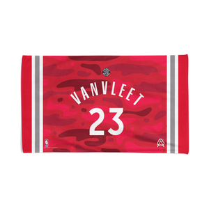 Fred VanVleet Player Towel