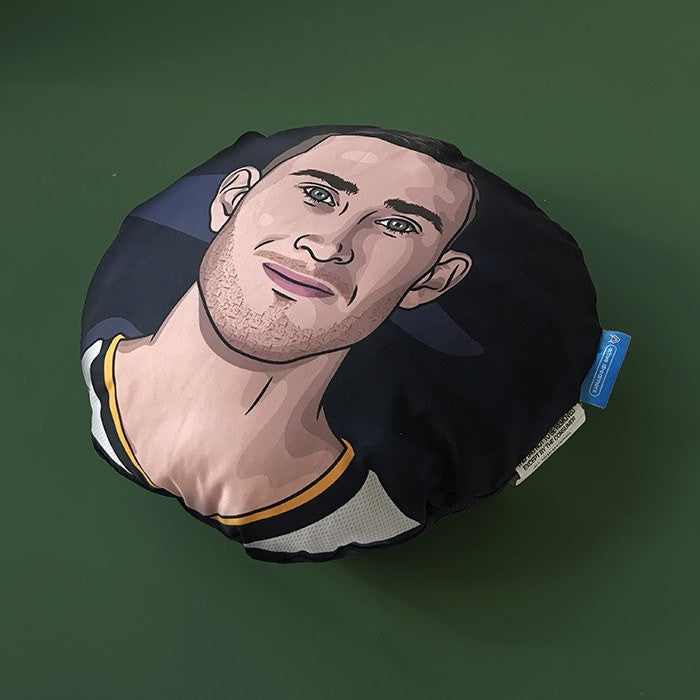 Gordon Hayward Pillow Head