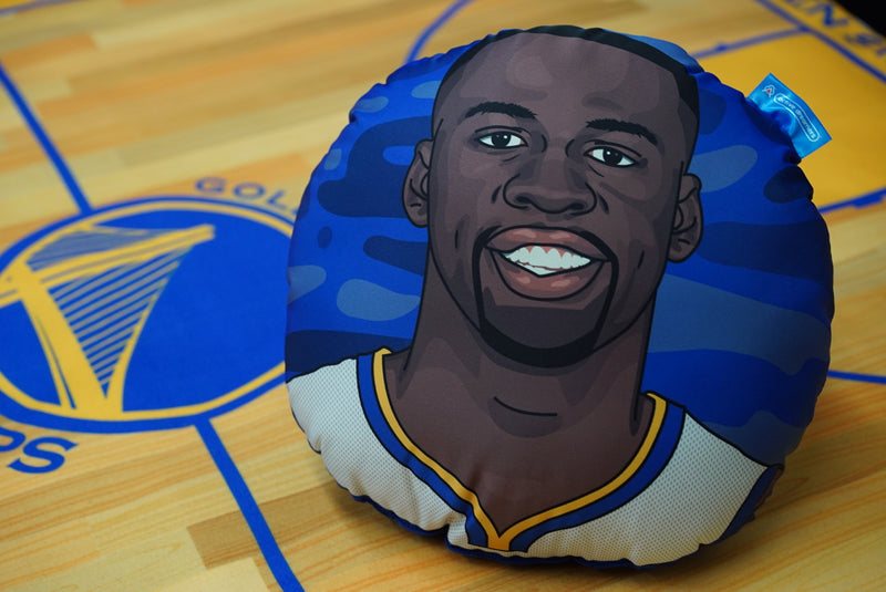 Draymond Green Pillow Head