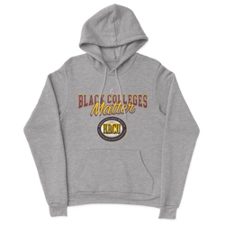 Black Colleges Matter HBCU Seal Hoodie