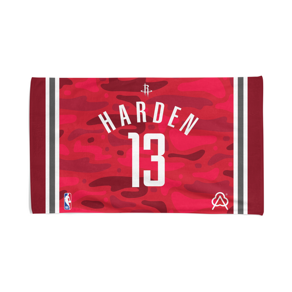 James Harden Player Towel