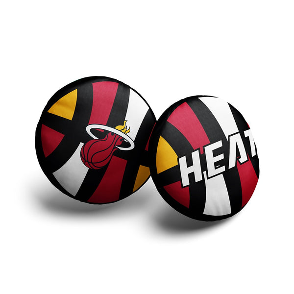 Miami Heat Pillow Ball