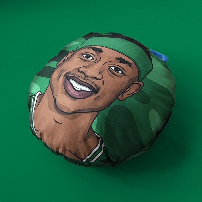 Isaiah Thomas Pillow Head