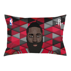 "James Harden ""Inspire"" Pillow Case"