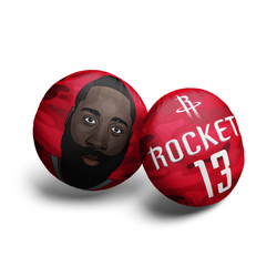 James Harden Pillow Head