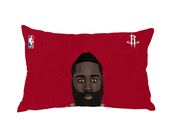 James Harden Pillow Case Face