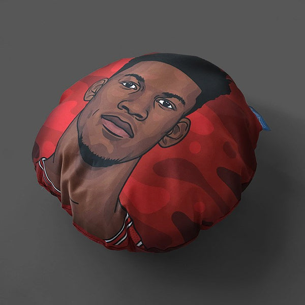 Jimmy Butler Pillow Head