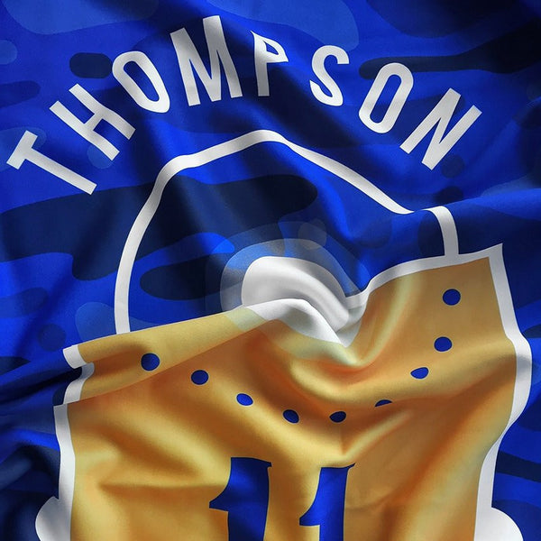 Klay Thompson Dream Court Series Blanket