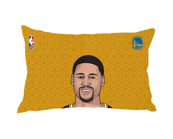 Klay Thompson Pillow Case Face