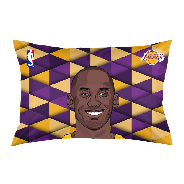 "Kobe Bryant ""Inspire"" Pillow Case"