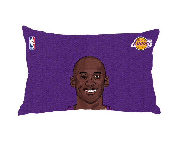 Kobe Bryant Pillow Case Face