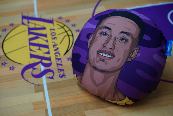 Kyle Kuzma Pillow Head