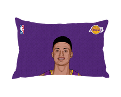 Kyle Kuzma Pillow Case Face