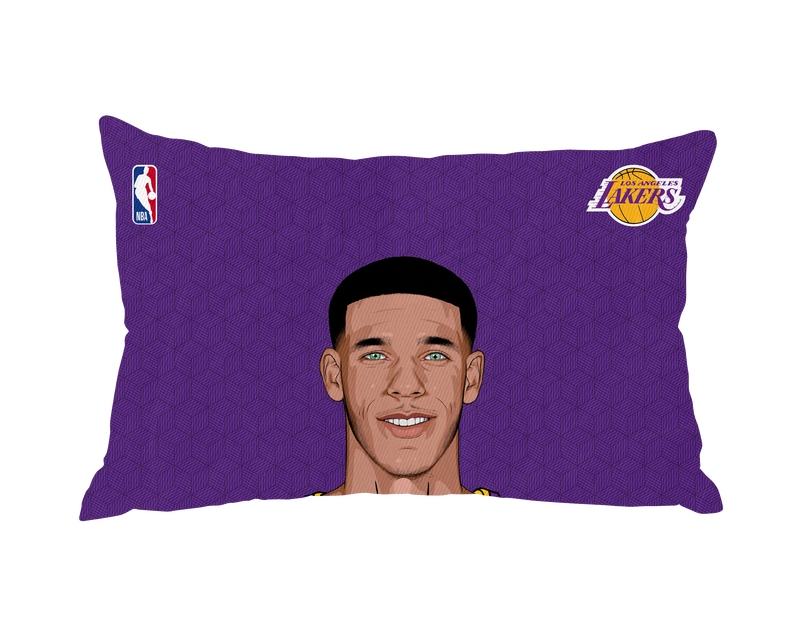 Lonzo Ball Pillow Case Face