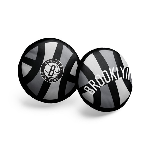 Brooklyn Nets Pillow Ball