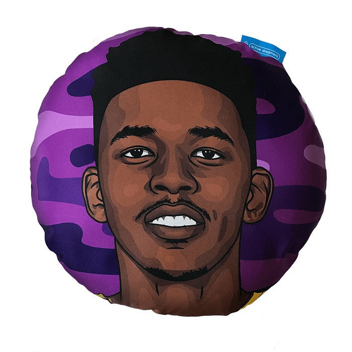 Nick Young Pillow Head
