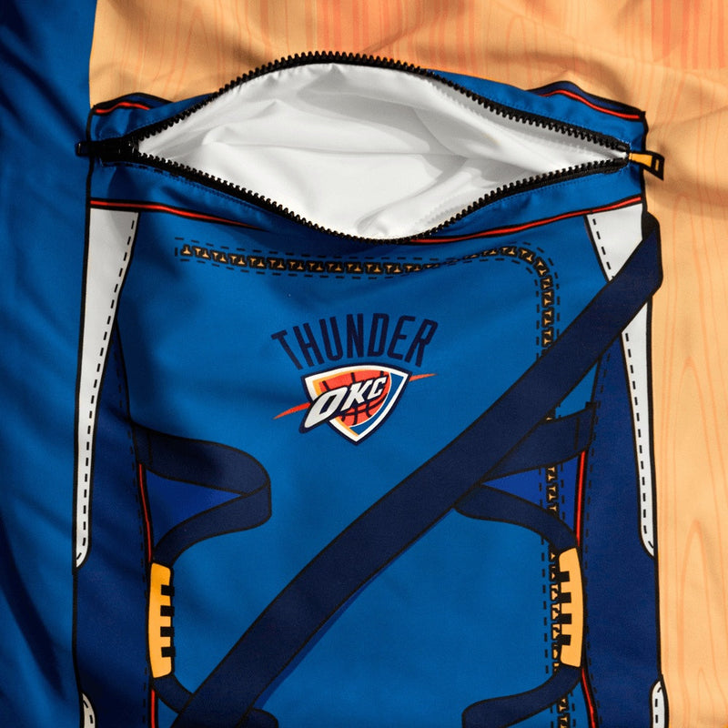 Russell Westbrook Reversible Blanket & Pillow Case Set