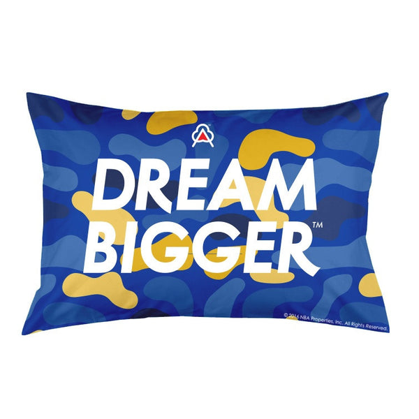 "Stephen Curry ""Hustle"" Pillow Case"
