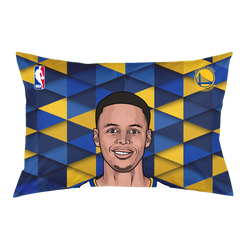 "Stephen Curry ""Inspire"" Pillow Case"