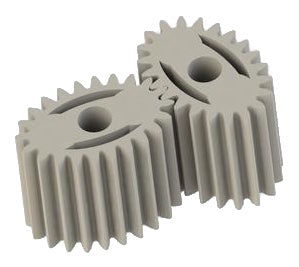 Replacement set of gears