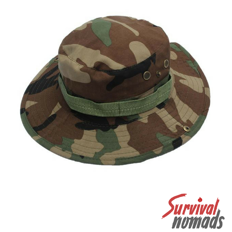 fa14e2d8e3bb4 Military Bucket Hats - SurvivalNomads